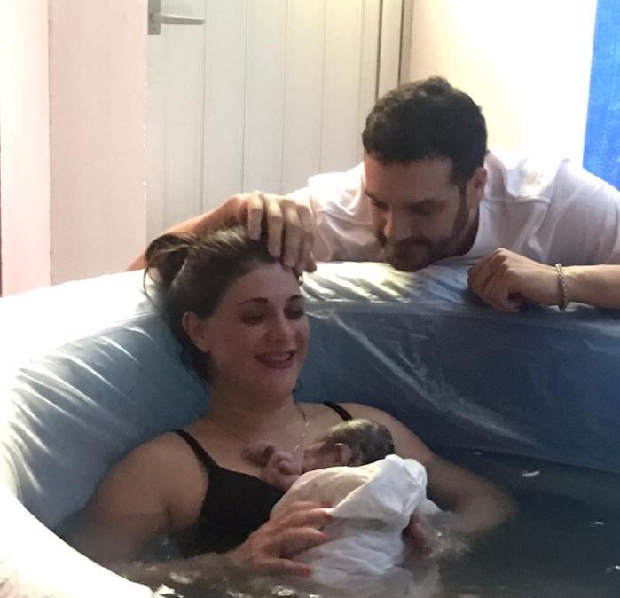 El parto de Marianela